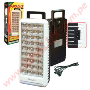 OP-5559 Lámpara de emergencia 36 LED SMD