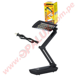 OP-3979NG Lámpara Recargable de 22 LED SMD ultrabrillante