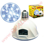 OP-988 Lámpara emergencia recargable de 13 LED