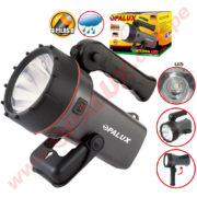 "HB-8999 Linterna ""OPALUX"" 1 LED FLASH 3 W"