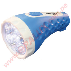 HB-173 Linterna recargable 7 Led Ultra Brillante