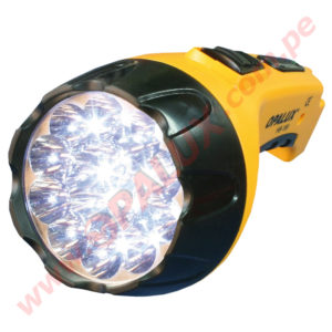 HB-199 Linterna 15 LED Ultra Brillante (18 x 9.7 cm)