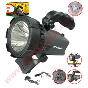 "HB-2701RF Linterna ""OPALUX"" 1 LED FLASH 5W 360 lm."