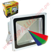 JR-FG225RGB Reflector c/LED Multicolor - RGB 30W